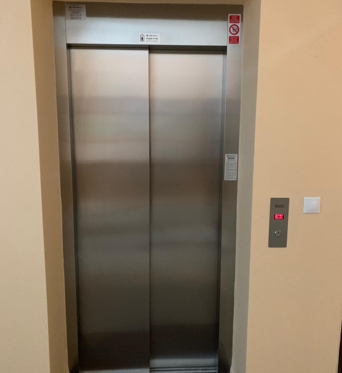 Výtah Běcho